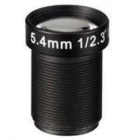"Back-Bone 1/2.3"" 5.4mm f2.5 10MP IR M12 Lens"