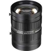 "Fujinon CF12.5HA-1 1"" 12.5mm Manual Iris and Focus Industrial Lens for High Resolution C-Mount Machine Vision Cameras"