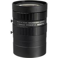 "Fujinon CF25HA-1 1"" 25mm f/1.4 Manual Iris and Focus Industrial Lens for High Resolution C-Mount Machine Vision Cameras"