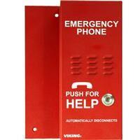 Viking K-1500-EHFA Emergency Phone without Auto Dialing