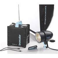 Broncolor Move 1200 L Outdoor 1-Head Flash Kit 1