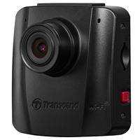 Transcend DrivePro 50 Full HD Wi-Fi Car Video Recorder Dashcam with Suction Mount & 16GB microSD Memory Card