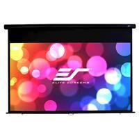 "Elite Screens Yard Master Manual Series MaxWhite 120"" 16:9 4K Ulta HD Outdoor Pull Down Manual Projector Screen"
