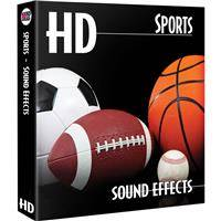 Sound Ideas HD-Sports Sound Effects Library on Hard Drive for Mac