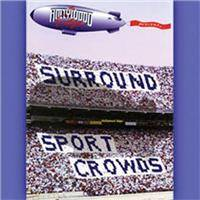 Sound Ideas Hollywood Edge Surround Sports Crowds 5.1 Sound Effects Library - Download