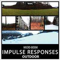 Sound Ideas Outdoor Impulse Response Sound Effects