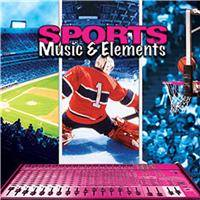 Sound Ideas Sports Music & Elements Royalty Free Music on 2 CDs and 1 DVD