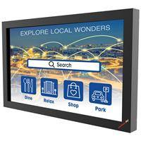 """Peerless Xtreme Outdoor IR Touch Overlay for 49"""" Xtreme High Bright Outdoor Display"""