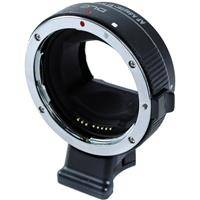 DLC Electronic Lens Mount Adapter for Mounting Canon EF/EFS Lenses on Sony NEX Cameras