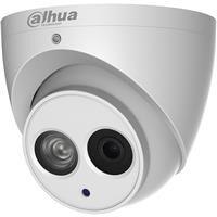 Dahua N84CG54 Pro 8MP 4K IR Outdoor ePoE Network Eyeball Camera with 4mm F1.6 Fixed Lens