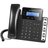 Grandstream Networks GXP1628 Wall Mountable Small Business 2-Line Gigabit HD IP Phone with Integrated PoE