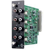TOA Electronics 4 Stereo Input Module for Digital Mixers