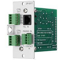 TOA Electronics Telephone Zone Paging Module for 9000 Series Amplifiers