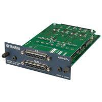 Yamaha 16 Channel AES/EBU Interface Card with DB25 Connectors for  02R96 and DM Series Consoles