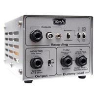 KOCH 60W Dummybox Home Attenuator/Speaker Simulator and DI Box