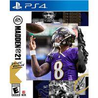 Electronic Arts Madden NFL 21 Deluxe Edition for PS4