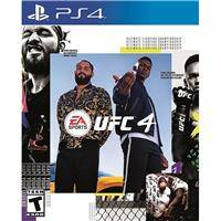 Electronic Arts UFC 4 for PlayStation 4