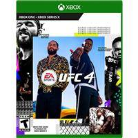 Electronic Arts UFC 4 for Xbox One