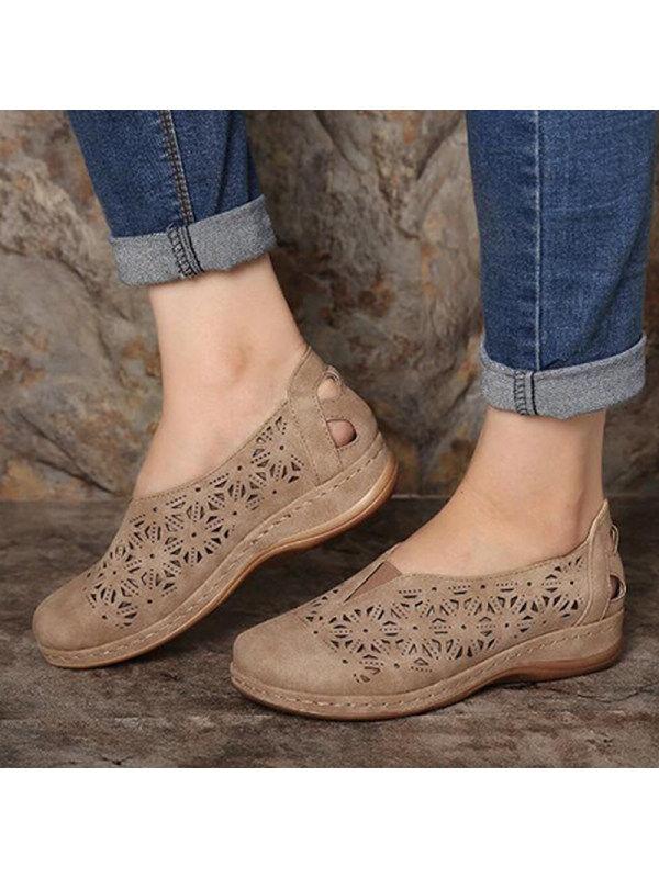 1 Women's platform non-slip shoes