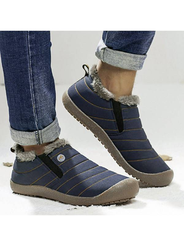 1 Plain  Flat  Round Toe  Outdoor  Ankle Ankle Boots