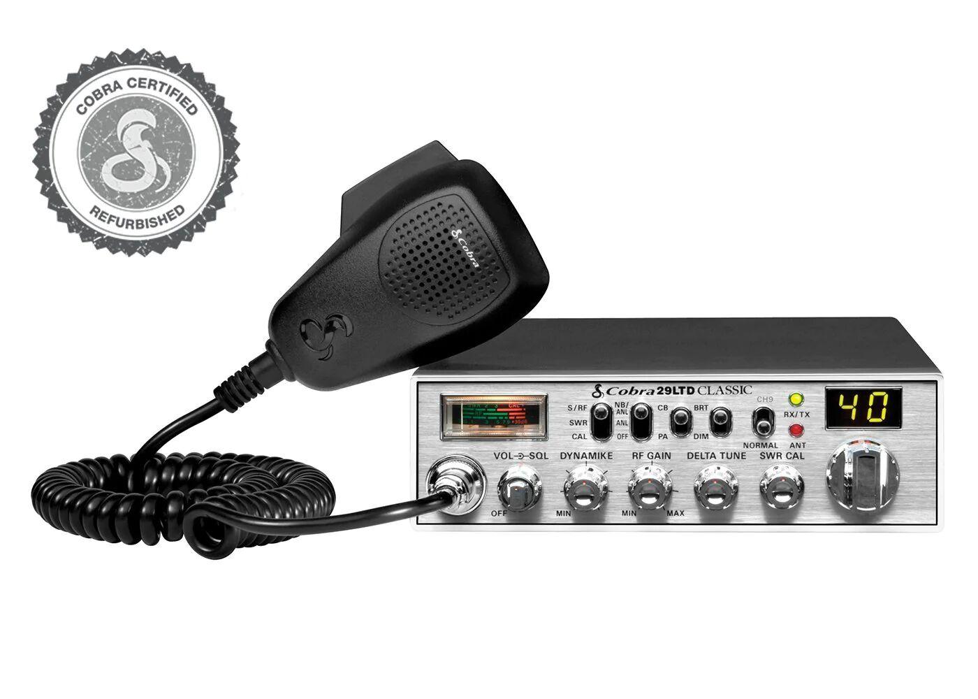 Cobra 29 LTD (Refurb) Professional CB Radio