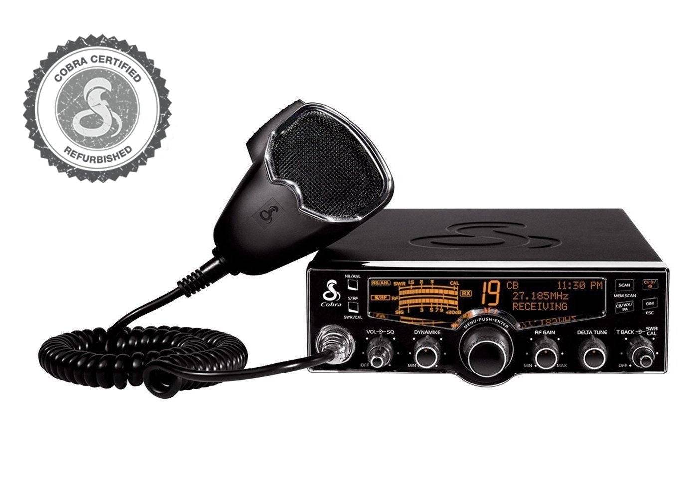 Cobra 29 LX (Refurb) Full Featured Professional CB Radio