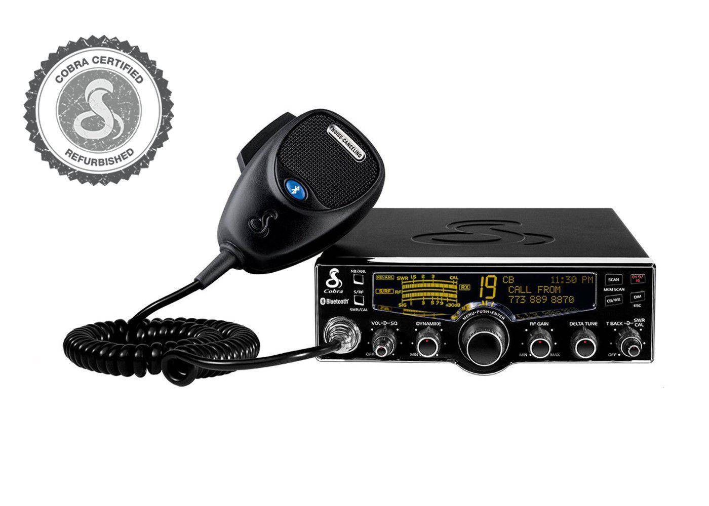 Cobra 29 LX BT (Refurb) Professional CB Radio Bluetooth Enabled