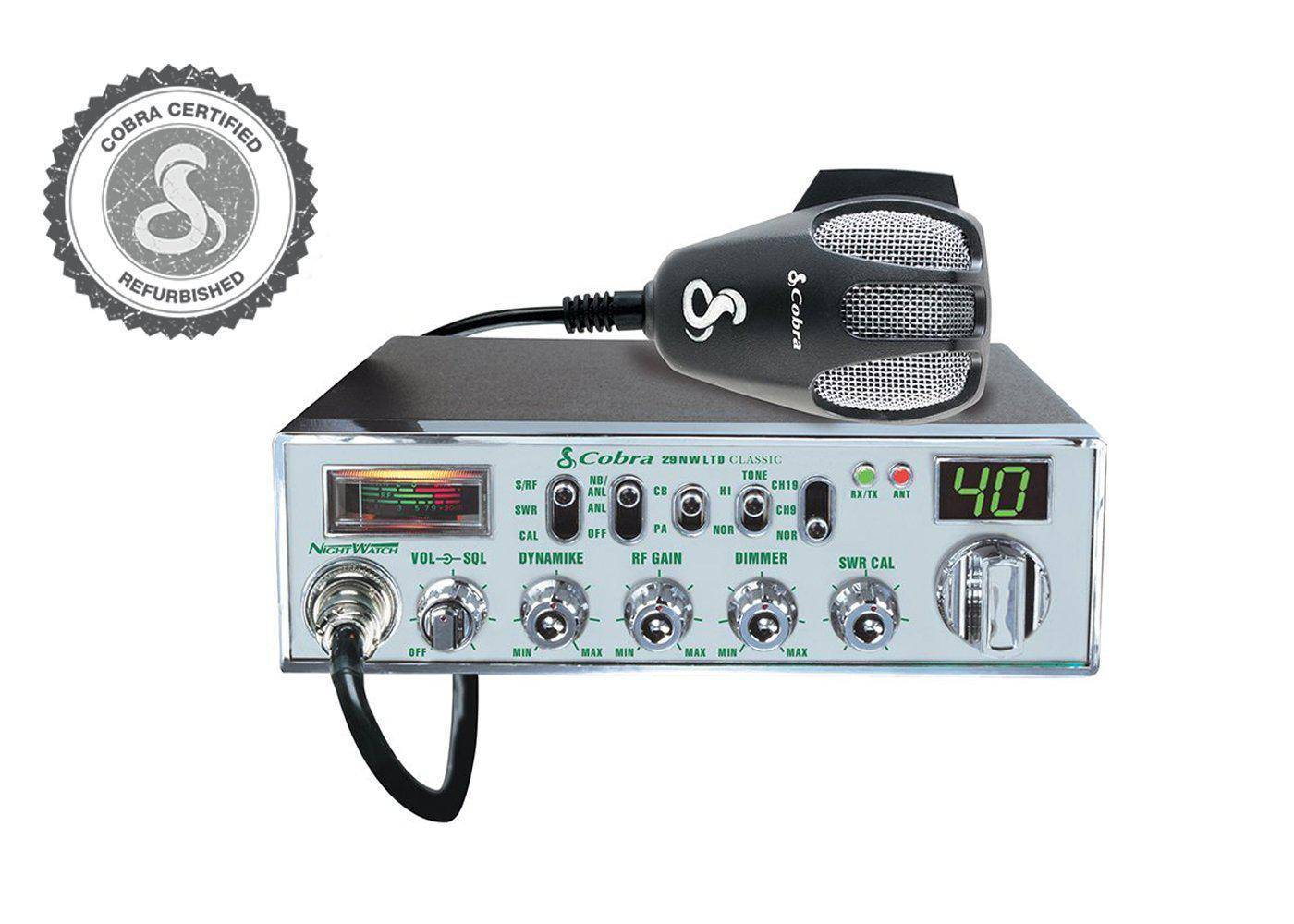 Cobra 29 NW (Refurb) Professional CB Radio