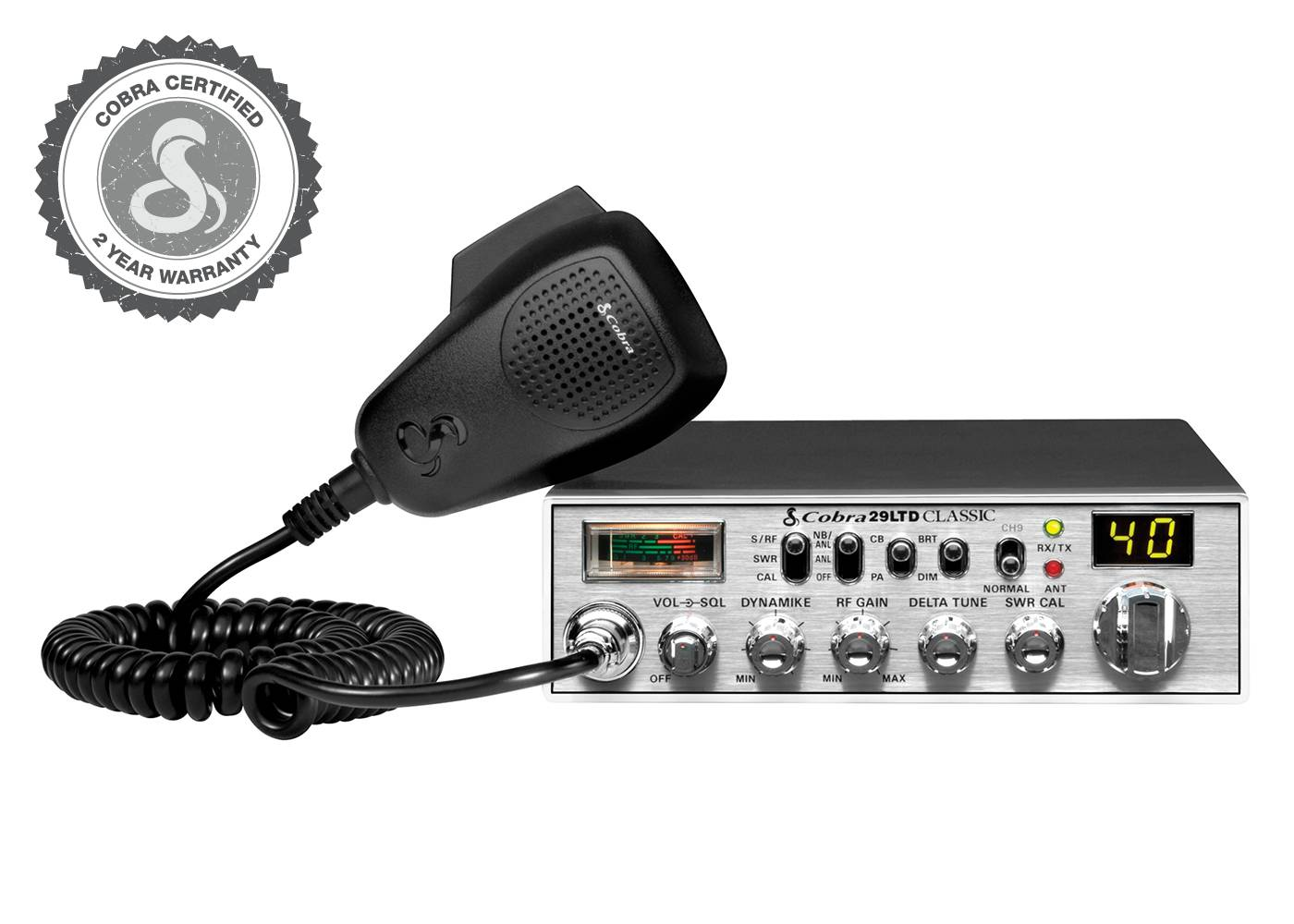 Cobra 29 LTD (Open Box) Professional CB Radio