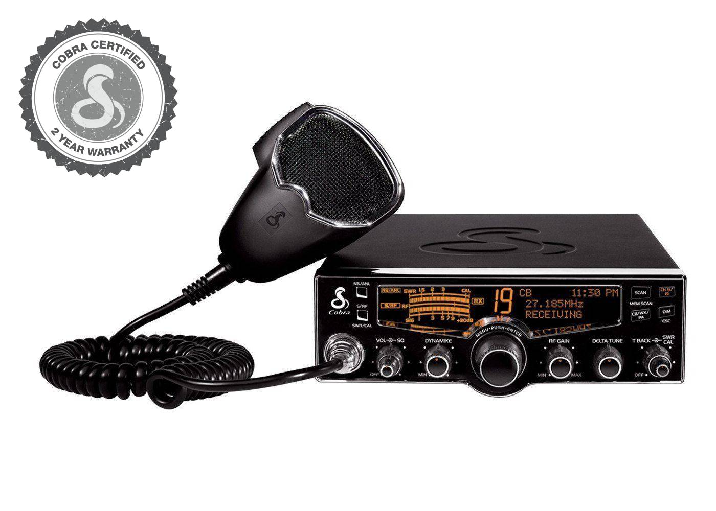 Cobra 29 LX (Open Box) Professional CB Radio