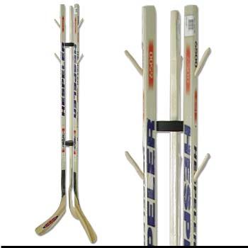 Elby Hockey Stick Coat & Hat Rack