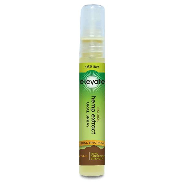 Elevate CBD Elevate Hemp CBD Oral Spray (60MG)