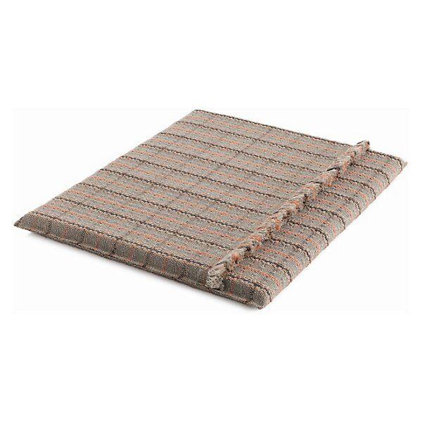 Gan Rugs Garden Layers Outdoor Tartan Mattress - Color: Red - 02GA526J1URF9