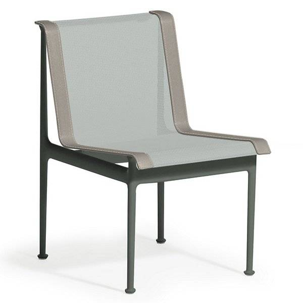 Knoll 1966 Collection Dining Chair - Color: Grey - 1966-46H-S-T-13 - Knoll Authorized Retailer