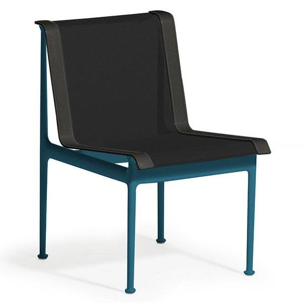 Knoll 1966 Collection Dining Chair - Color: Black - 1966-46H-O-O-5 - Knoll Authorized Retailer