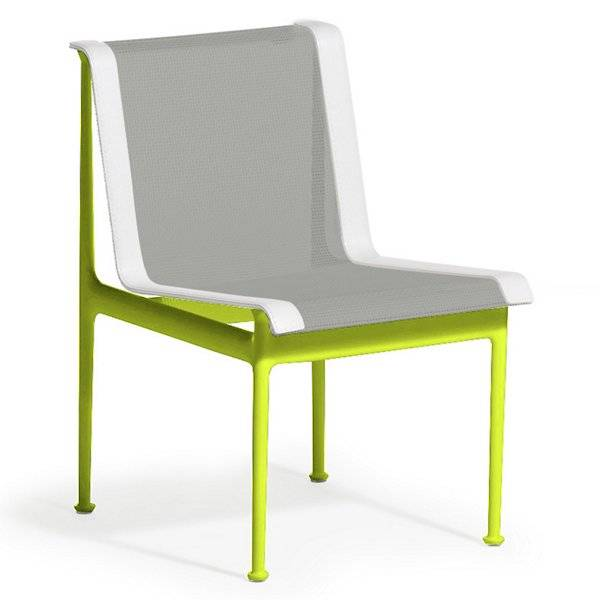 Knoll 1966 Collection Dining Chair - Color: Grey - 1966-46H-W-A-1 - Knoll Authorized Retailer