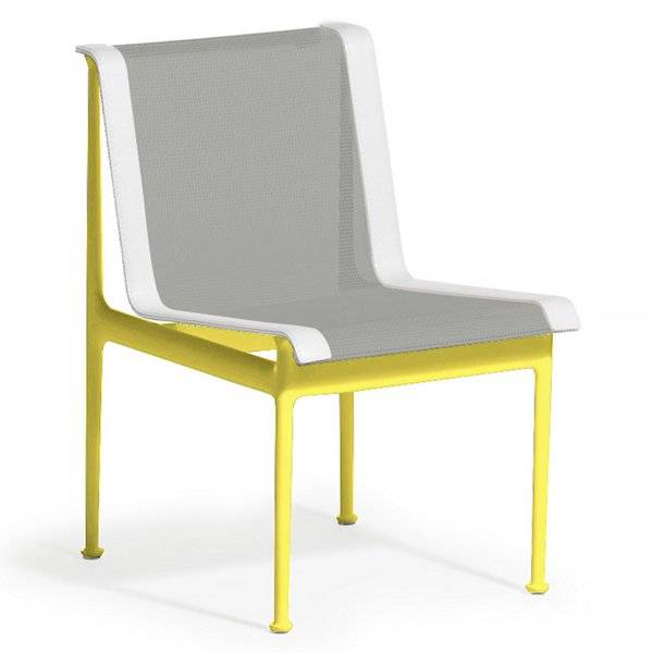 Knoll 1966 Collection Dining Chair - Color: Grey - 1966-46H-W-A-2 - Knoll Authorized Retailer