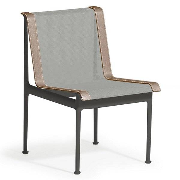 Knoll 1966 Collection Dining Chair - Color: Grey - 1966-46H-B-A-14 - Knoll Authorized Retailer