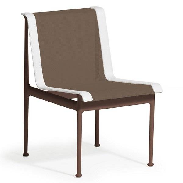 Knoll 1966 Collection Dining Chair - Color: Bronze - 1966-46H-W-Z-N - Knoll Authorized Retailer