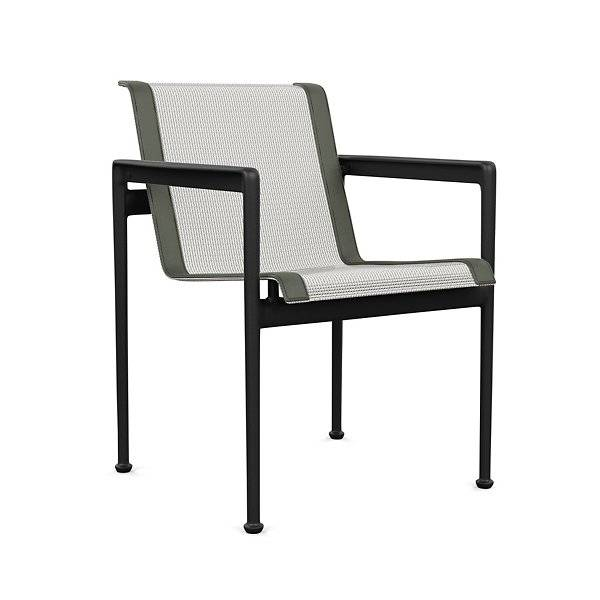 Knoll 1966 Collection Dining Chair with Arms - Color: Multicolor - 1966-45H-Z-T-O - Knoll Authorized Retailer