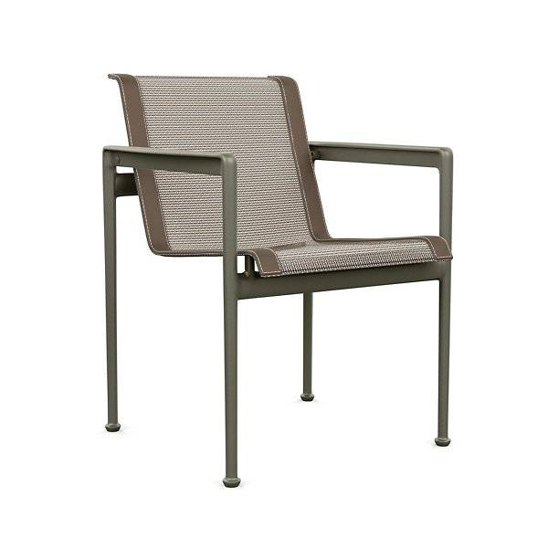 Knoll 1966 Collection Dining Chair with Arms - Color: Multicolor - 1966-45H-B-Z-13 - Knoll Authorized Retailer