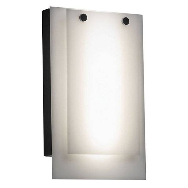 Ultralights Invicta 16352 Outdoor LED Wall Sconce - Color: White - Size: 1 light - 16352-DI-OA-02