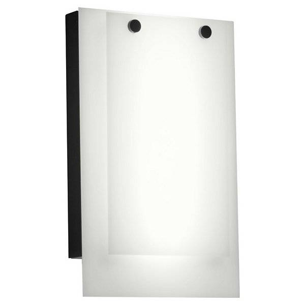 Ultralights Invicta 16352 Outdoor LED Wall Sconce - Color: White - Size: 1 light - 16352-DI-WS-02