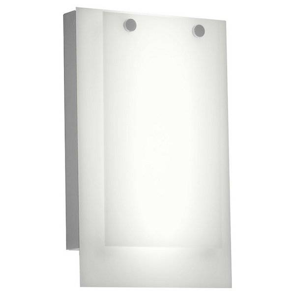Ultralights Invicta 16352 Outdoor LED Wall Sconce - Color: White - Size: 1 light - 16352-SP-WS-02