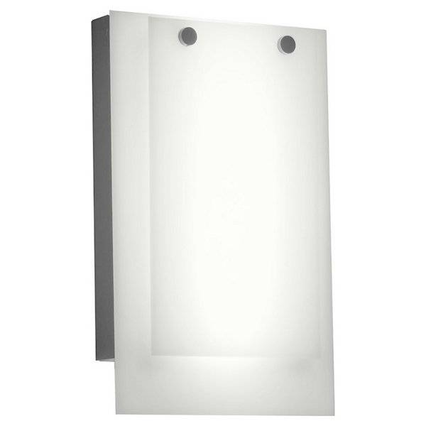 Ultralights Invicta 16352 Outdoor LED Wall Sconce - Color: White - Size: 1 light - 16352-SS-WS-02