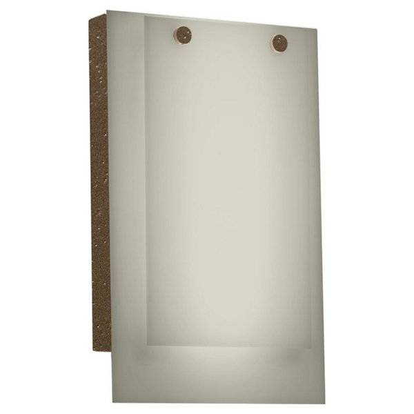 Ultralights Invicta 16352 Outdoor LED Wall Sconce - Color: Beige - Size: 1 light - 16352-BA-FA-02