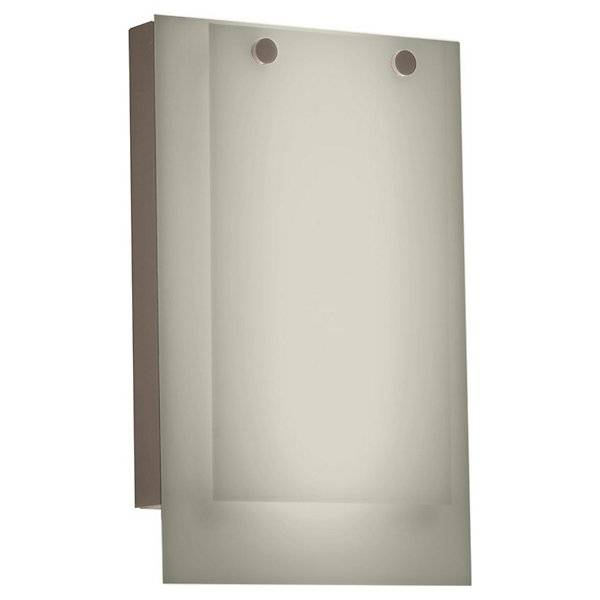 Ultralights Invicta 16352 Outdoor LED Wall Sconce - Color: Beige - Size: 1 light - 16352-CB-FA-02