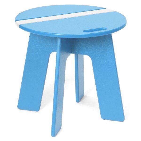 Loll Designs Racer Side Car Table - Color: Blue - RC-RSC-SB