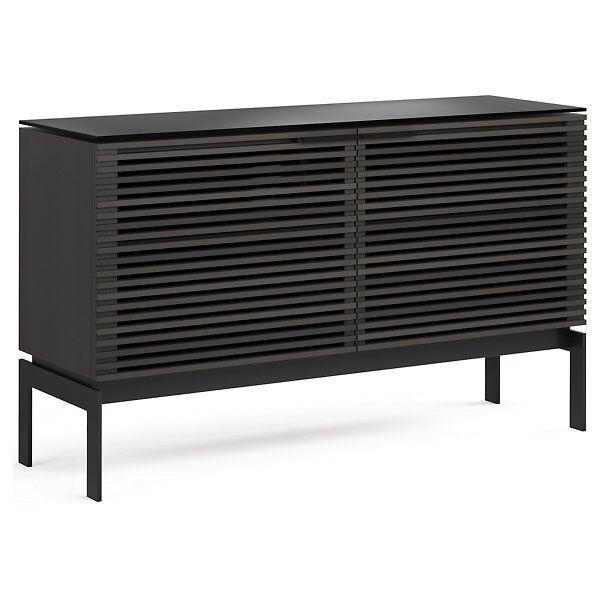 BDI Furniture Corridor SV Media Cabinet - Color: Wood tones - Size: Double-Width - 7128 CRL