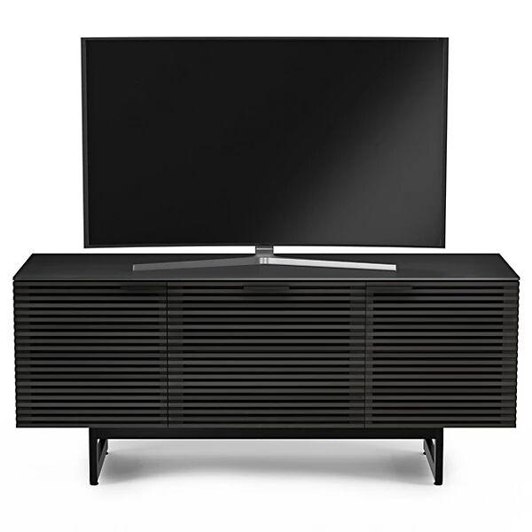 BDI Furniture Corridor Media Cabinet - Color: Black - Size: Triple-Wide - 8177 CRL